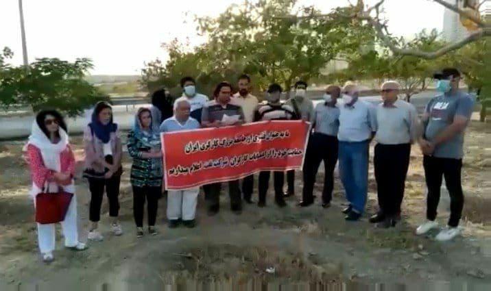 حمایت کانون مدافعان حقوق بشر از اعتصاب کارگران صنایع نفتی