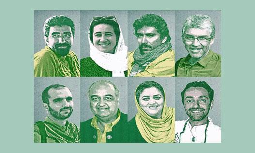 صدور احکام حبس برای فعالان محیط زیستی