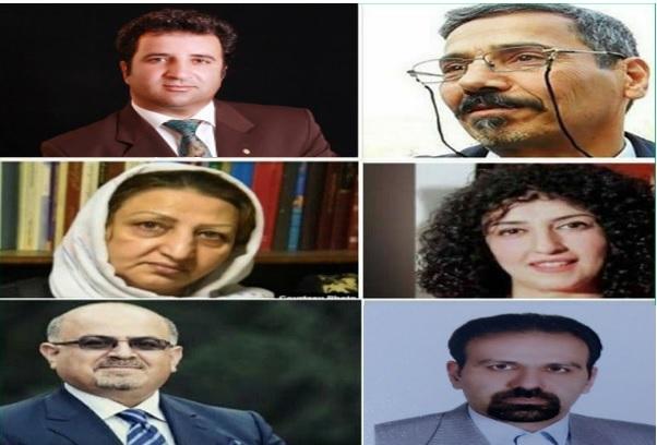 ممانعت از دیدار فعالین حقوقبشر با خانواده محمد نجفی زندانی سیاسی
