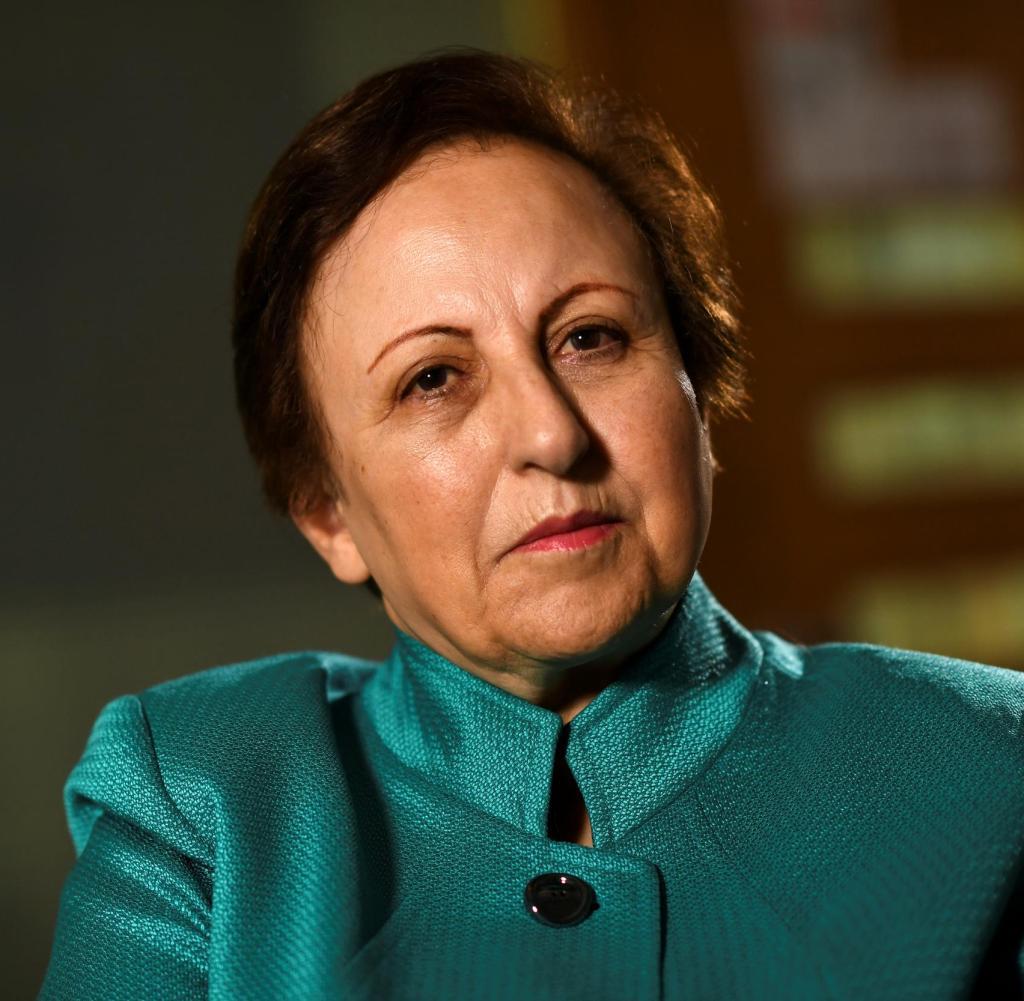 شیرین عبادی: هیچ بیانیه ای تحت عنوان «بیانیه همبستگی و ائتلاف فعالان سیاسی و مدنی» را امضا نکرده ام.