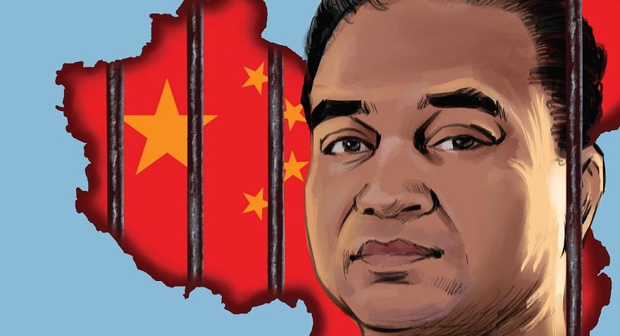 اقتصاددان چینی زندانی، برنده ی جایزه ی ساخاروف 2019