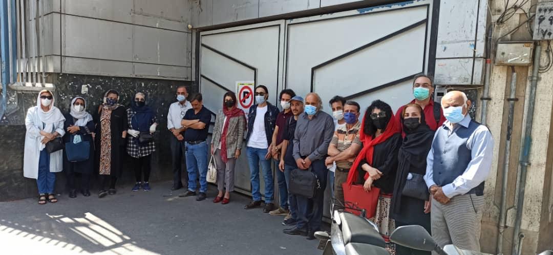 سومین ثبت شکایت جمعیِ فعالین مدنی و سیاسی علیه سلول انفرادی