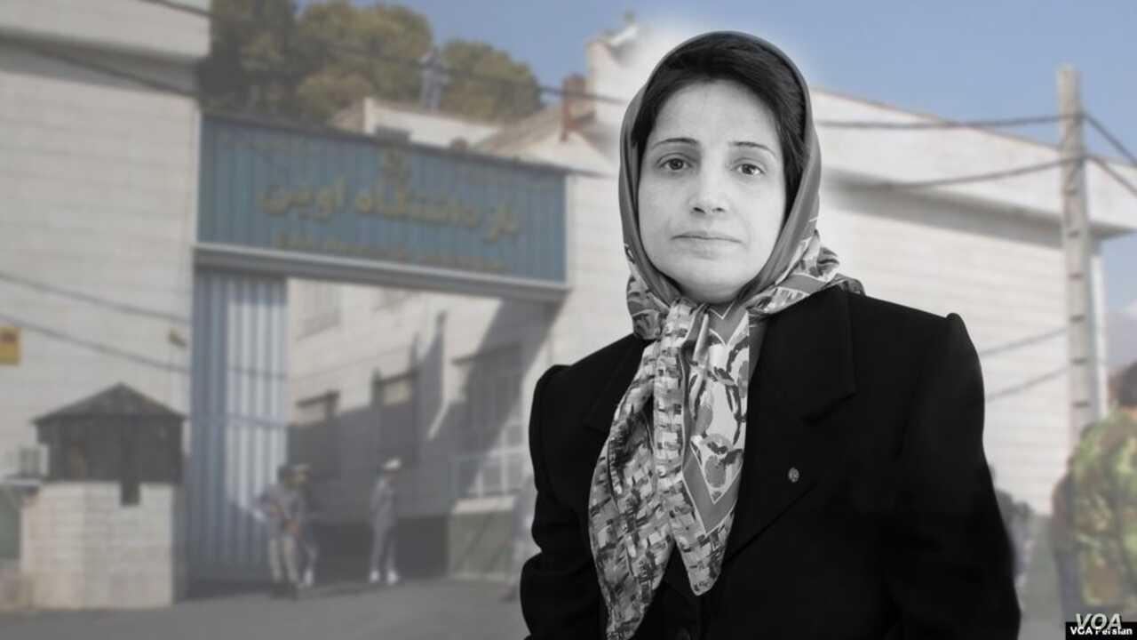 در اعتراض به عدم آزادی زندانیان سیاسی در بحران کرونا: آغاز اعتصابغذای نسرین ستوده در زندان اوین