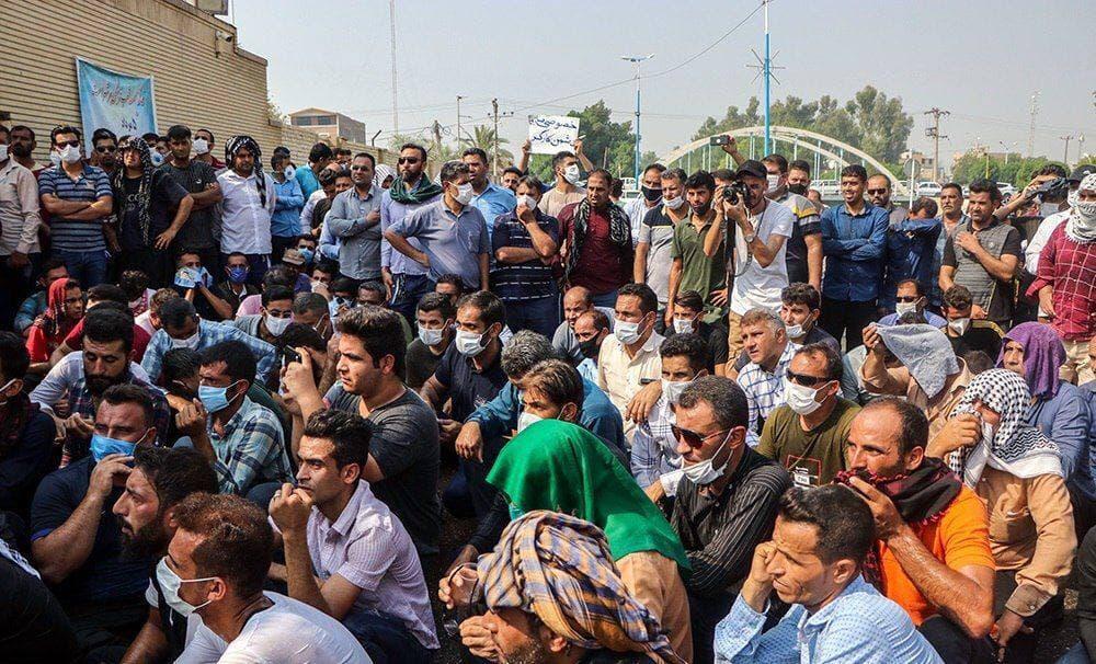 بیانیه کانون مدافعان حقوق بشر در محکومیت سرکوب کارگران: کارگران و فعالین کارگری را فوراً آزاد کنید!