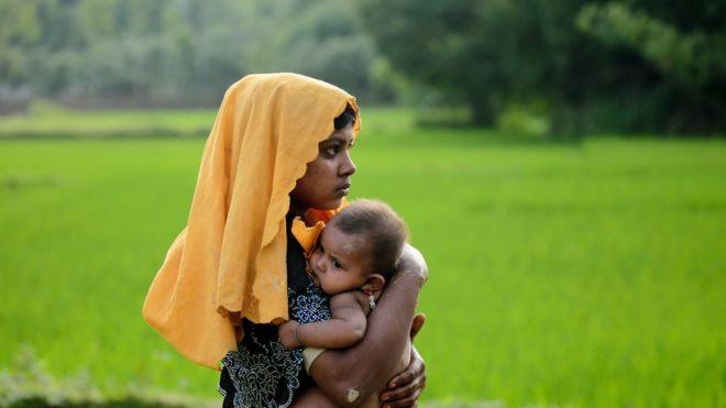بحران روهینگیا؛ نامه شیرین عبادی و برندگان نوبل به سازمان ملل