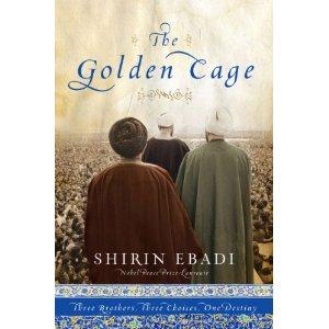 گزارشی از مراسم معرفی رمان قفس طلایی  نوشته شیرین عبادی