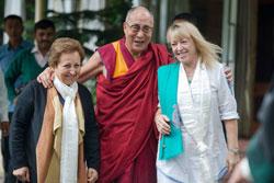 لغو نشست سالانه برندگان جایزه صلح نوبل در حمایت از دالایی لاما